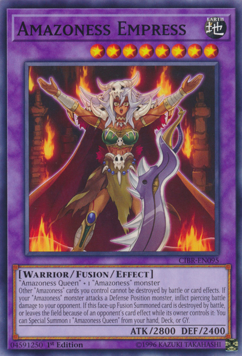 Yu gi oh deck profile quot amazoness the king of games