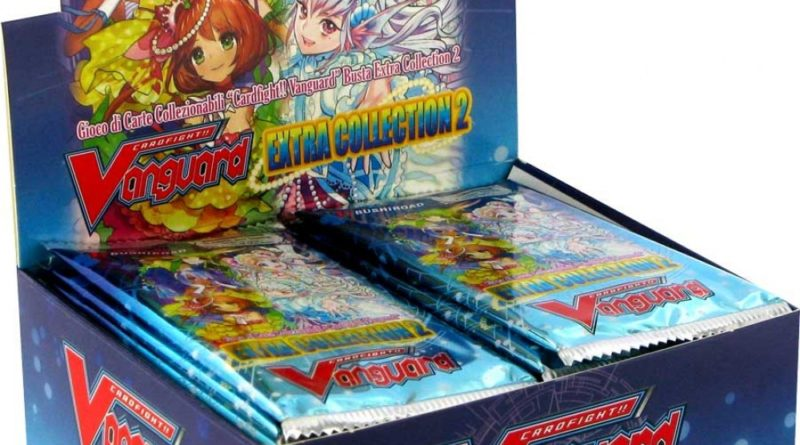 Cardfight vanguard quot extra collection the king of