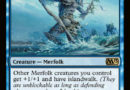 "Magic the Gathering: ""Tritoni – mono Blu Modern"""