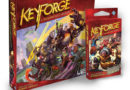 "The King of Games presenta: ""Keyforge"""