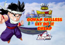 Let's do it cheap:                  -Son Gohan-