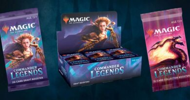 "Magic the Gathering: ""Commander Legends 2020"" II° parte"