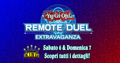 The King of Games per lo Yu-Gi-Oh! Remote Duel Extravaganza: istruzioni per l'uso