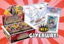 Giveaway Yu-Gi-Oh! Vortice Fiammeggiante e Fantasmi dal Passato