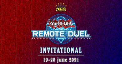 KONAMI Yu-Gi-Oh! Remote Duel Invitational (3): The King of Games organizzatore per l'Italia e i Paesi dell'Est Europa