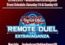 The King of Games per lo Yu-Gi-Oh! Remote Duel Extravaganza 7-8 e 21-22 agosto: istruzioni per l'uso